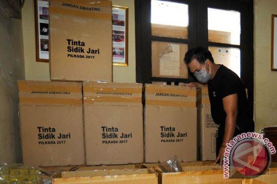 KPU Jepara siapkan pengiriman logistik pemilu lewat udara