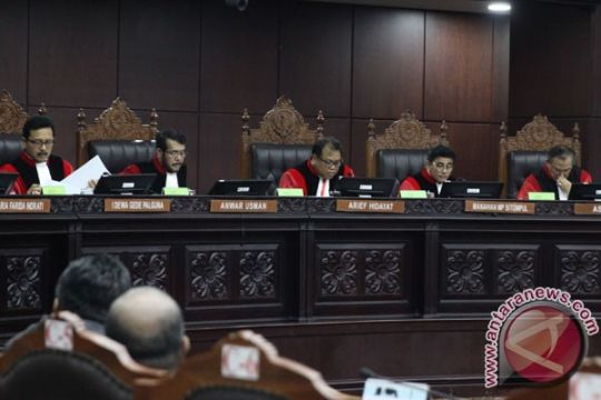 MK gelar sidang perbaikan uji UU Pilkada