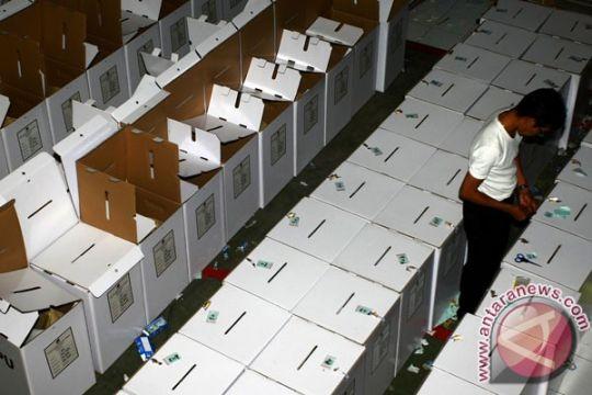 31.216 surat suara rusak pilgub Banten dimusnahkan