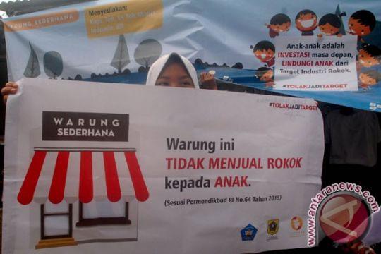 Peringatan Hari Anak di Pasuruan dikritik karena disisipi promosi rokok