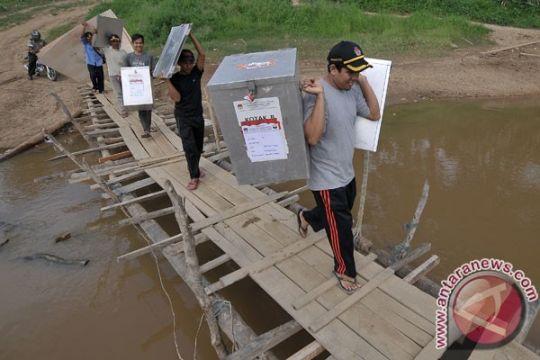 Beberapa TPS di Gorontalo utara terendam banjir