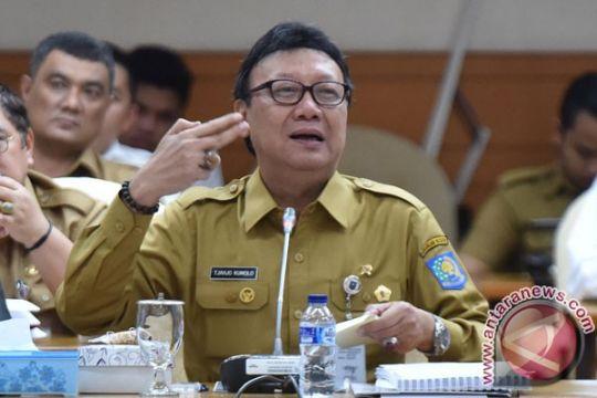 Penyelenggara pemilu harus antisuap, kata Mendagri