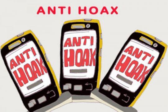"""Gubernur Sulsel minta KI berperan berantas """"hoax"""""""