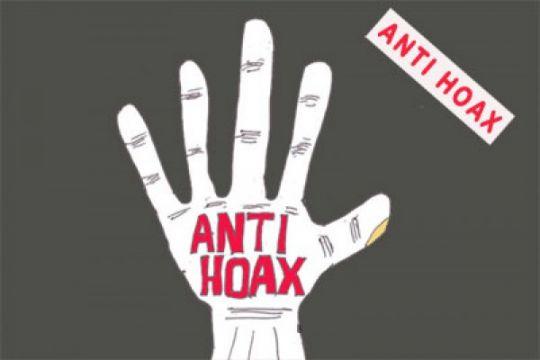 """Masyarakat Gresik deklarasikan lawan kabar """"hoax"""""""