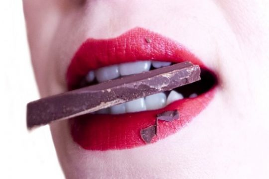 Manfaat makan cokelat saat Valentine