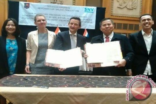 Pemerintah RI gandeng SNV Netherland Development