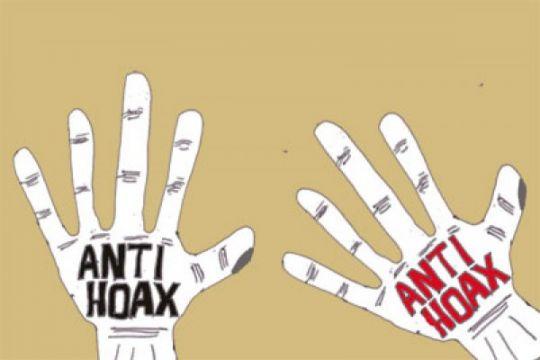 Wartawan dan polisi Kudus deklarasikan antiberita bohong