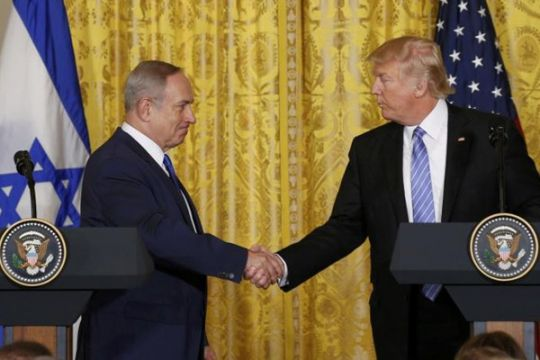 Netanyahu sambut deklarasi Trump soal Jerusalem