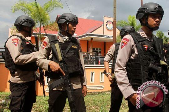 Pilkada Jayawijaya, Polisi dan TNI blokade massa simpatisan