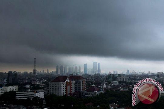 Jabodetabek diprakirakan hujan pada siang hari