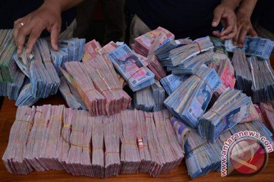 Polisi temukan uang palsu dalam operasi penyekatan