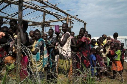 Pasukan perdamaian Jepang mulai ditarik dari Sudan Selatan