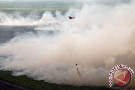 Kawal Asian Games, tim pemadam kebakaran hutan PT WKS tak cuti
