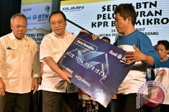 PT BTN Tbk luncurkan KPR untuk pekerja informal
