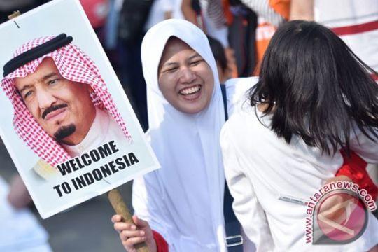 Alasan Raja Salman bawa 25 pangeran ke Indonesia