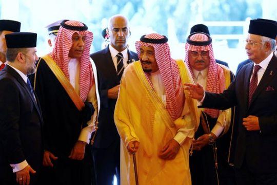 Malaysia sambut kedatangan Raja Salman dalam kunjungan Asia