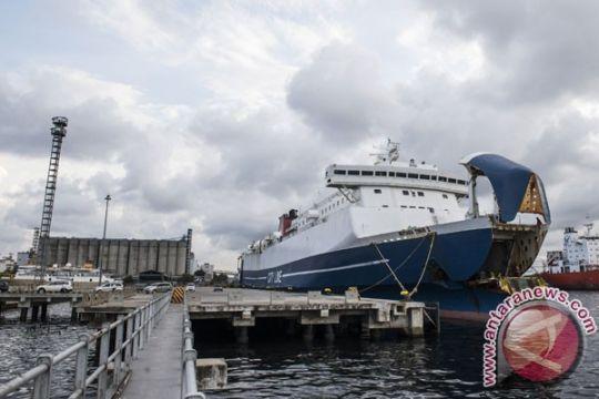 Pelabuhan roro Kualatungkal Jambi segera beroperasi