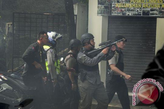 Satu lagi terduga teroris ditangkap di Bekasi