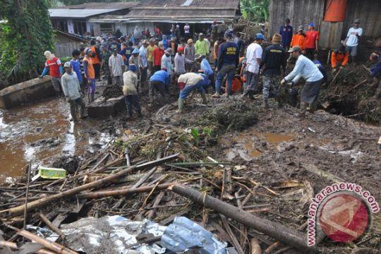 Banjir kembali rendam 460 rumah di Karawang