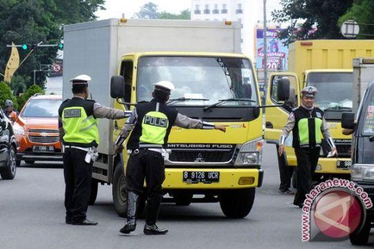 Polres Ngawi gelar razia di perbatasan Jatim-Jateng