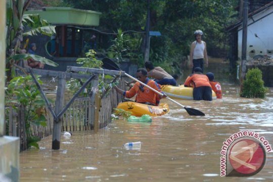 Banjir genangi puluhan rumah di Pamekasan