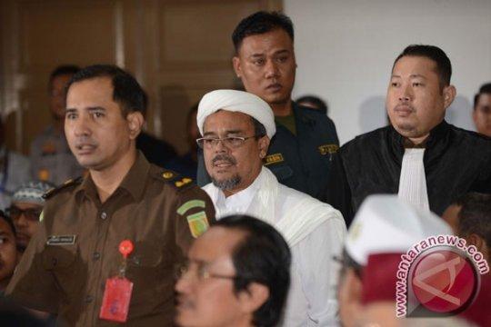 PDI Perjuangan apresiasi pemerintah bebaskan Rizieq