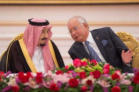 Raja Salman senang Malaysia ikut perangi terorisme