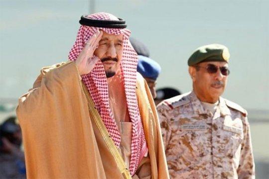Raja Salman luncurkan proyek pembangunan Rp112,5 triliun
