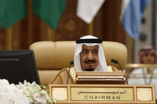 Raja Arab Saudi angkat putra mahkota baru