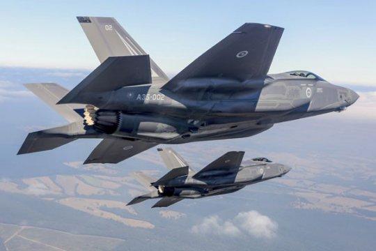 Lockheed perkenalkan jet tempur baru F-12 untuk India