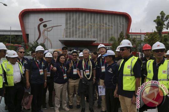 OCA nilai kesiapan Asian Games Palembang mumpuni