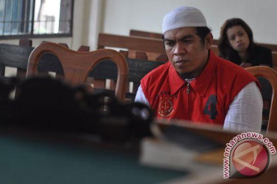 Terdakwa kasus narkoba ini mengaku dapat barang dari napi Medaeng