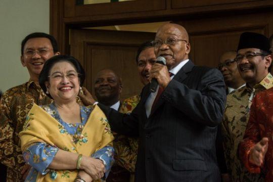 Presiden Afrika Selatan kunjungi Megawati