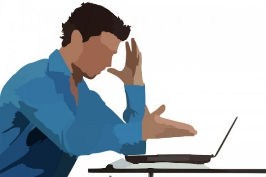 Bekerja dari rumah ternyata bisa bikin lebih stres