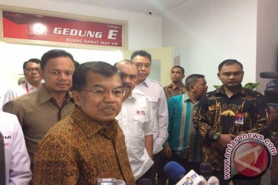 Wapres Jusuf Kalla resmikan Gedung E RS PMI Bogor