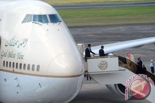 Raja Salman akhiri liburan di Bali