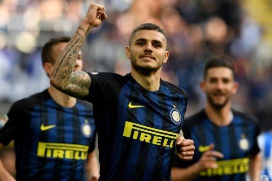 Inter Milan menang 2-0 atas Spal 2013