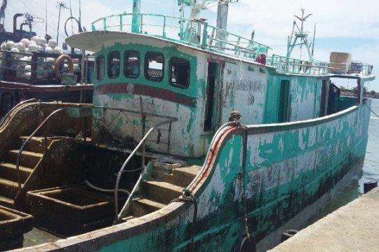 Jembatan runtuh di Taiwan menimpa kapal nelayan