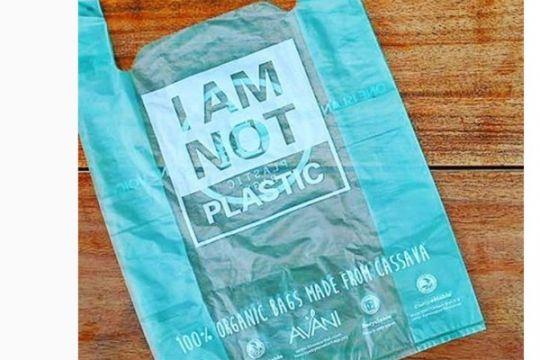 Produk bioplastik dari Bali dipamerkan di Amerika