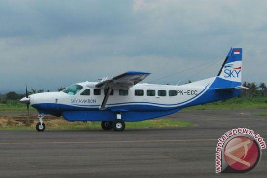 Penerbangan perintis Bandara Kuala Pembuang terhenti
