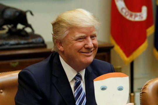 """Berita kemarin, Trump ucapkan selamat atas pernikahan Kahiyang dan """"Night Bus"""" film terbaik FFI"""