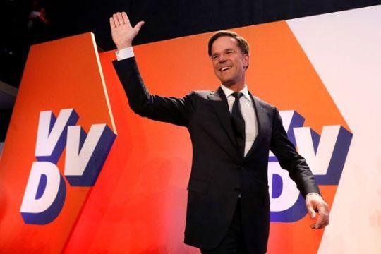 Warga Belanda berikan suara dalam pemilihan yang didominasi COVID-19