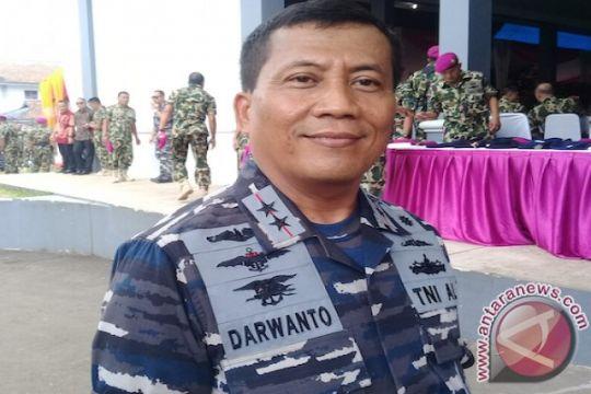 Laksamana Muda TNI Darwanto tanamkan semangat kepahlawanan kepada pemuda