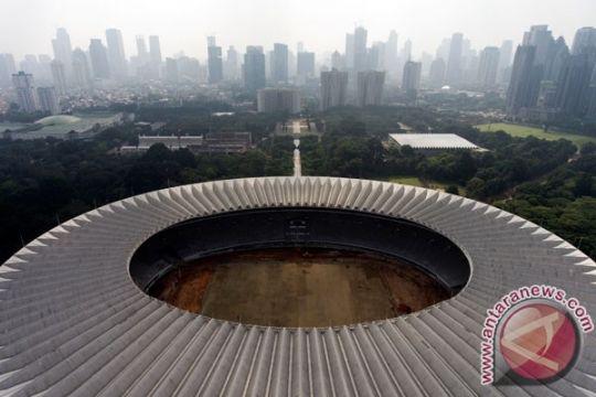 GBK akan dilengkapi Museum Olahraga Modern