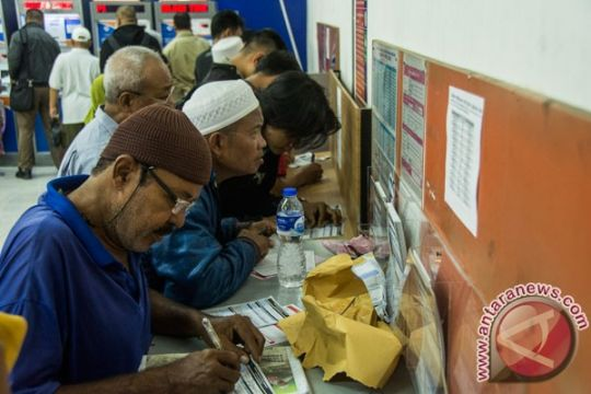 Tiket KA Lebaran H-6 hingga H2 tujuan Madiun ludes terjual