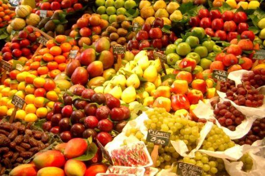 Guangzhou masih tergantung buah impor dari Indonesia