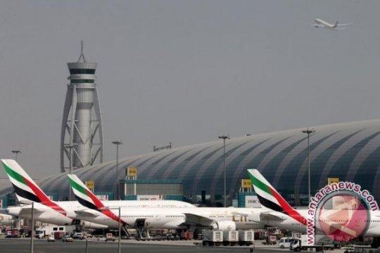 UAE cabut larangan penerbangan transit dari sejumlah negara