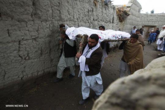 Cacat akibat perang, veteran Afghanistan cari penghidupan di jalanan
