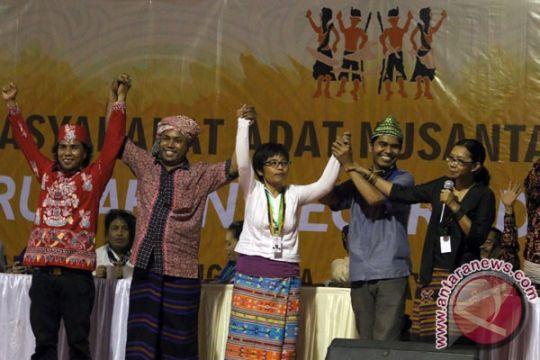 Rukka Sombolinggi terpilih sebagai Sekjen AMAN