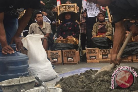 Patmi, Kartini Kendeng yang meninggal di tengah perjuangan
